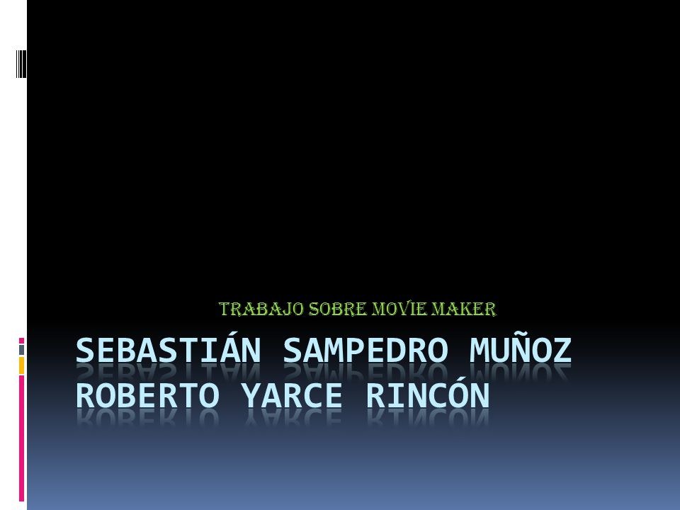 Sebastián Sampedro muñoz Roberto yarce rincón