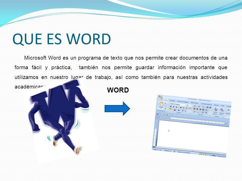 Que es Word y sus Partes. - ppt video online descargar