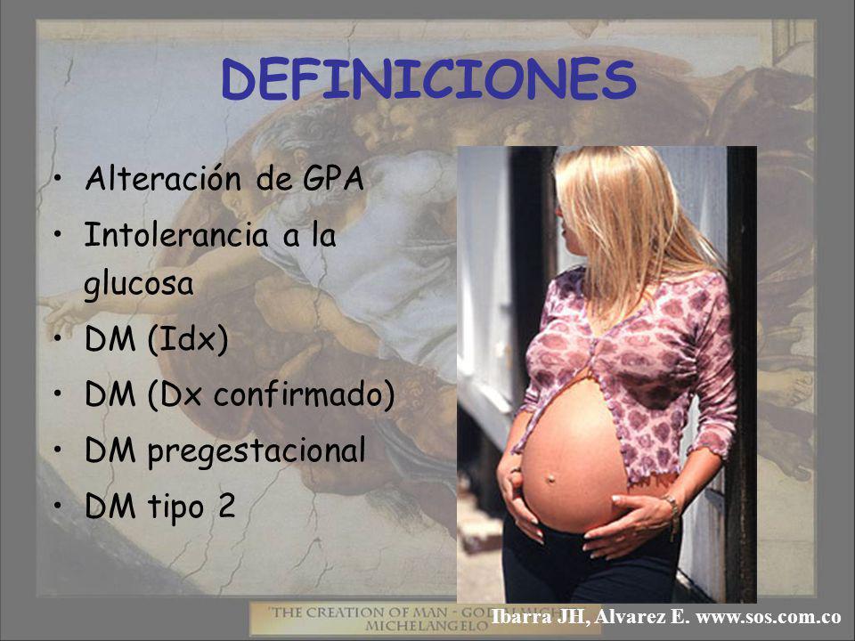 Ibarra JH, Alvarez E. www.sos.com.co