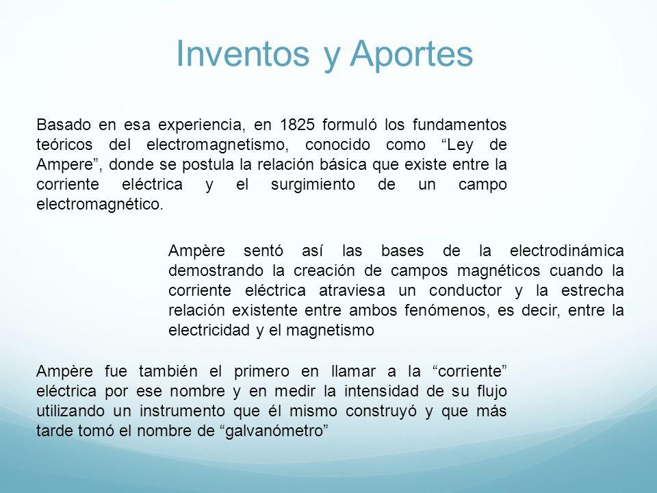 Inventos y Aportes