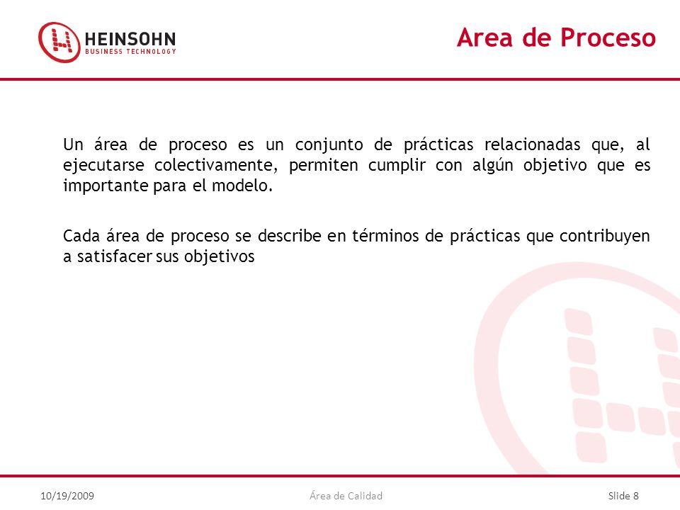 Area de Proceso