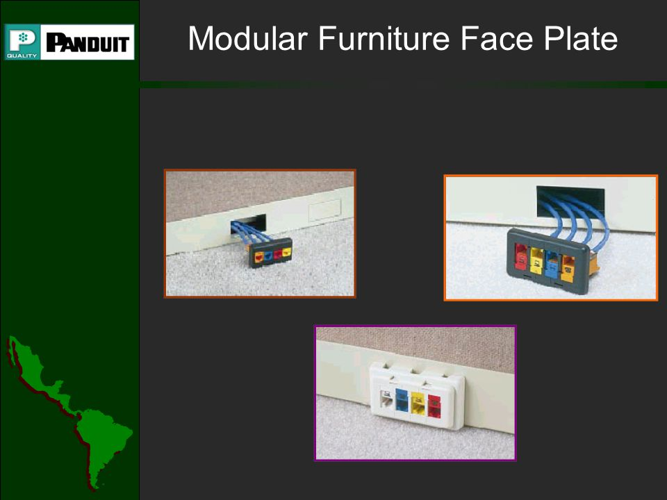 Modular Furniture Face Plate