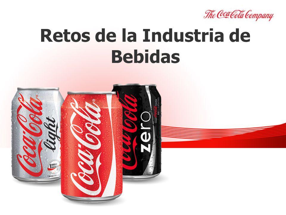 Retos de la Industria de Bebidas