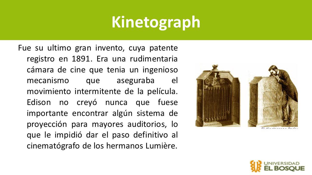 Kinetograph