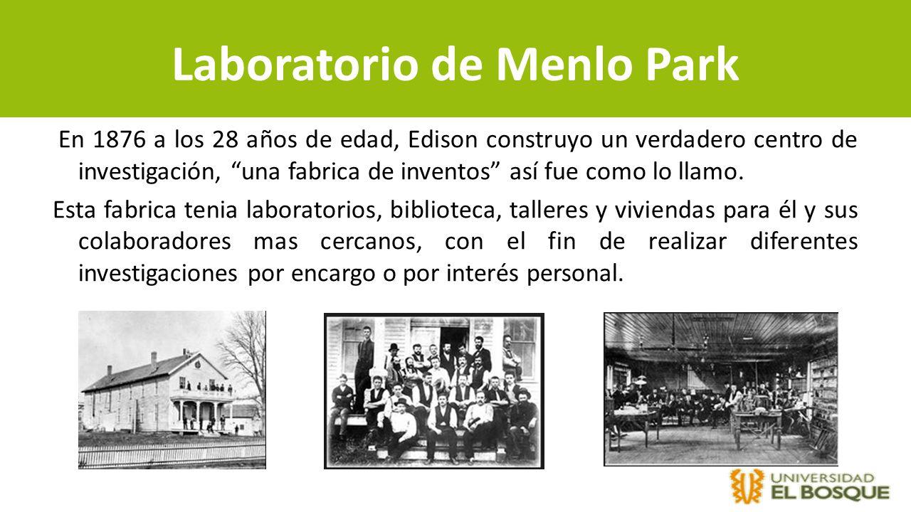 Laboratorio de Menlo Park