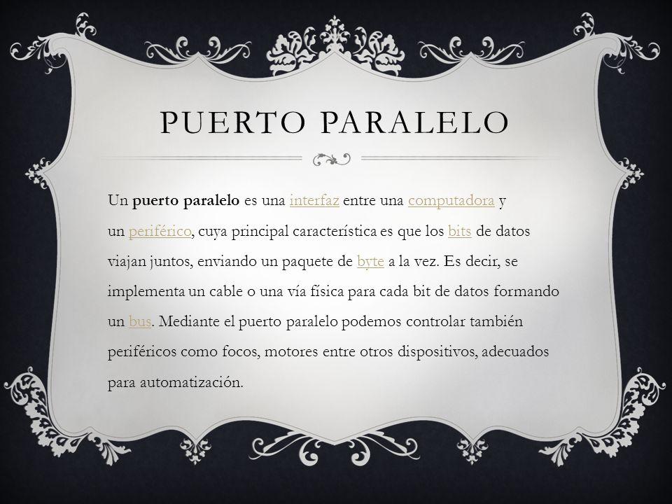 PUERTO PARALELO