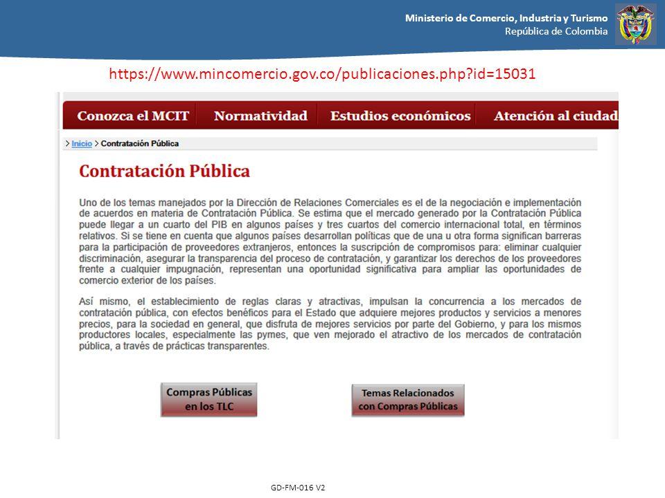 https://www.mincomercio.gov.co/publicaciones.php id=15031 GD-FM-016 V2