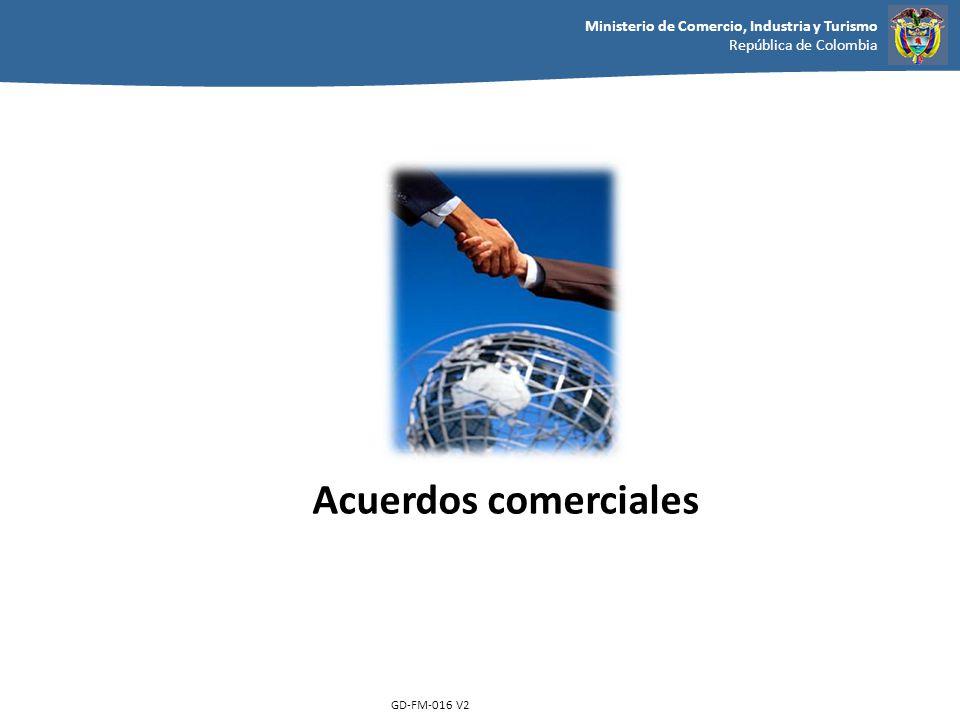 Acuerdos comerciales GD-FM-016 V2