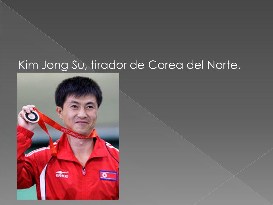 Kim Jong Su, tirador de Corea del Norte.