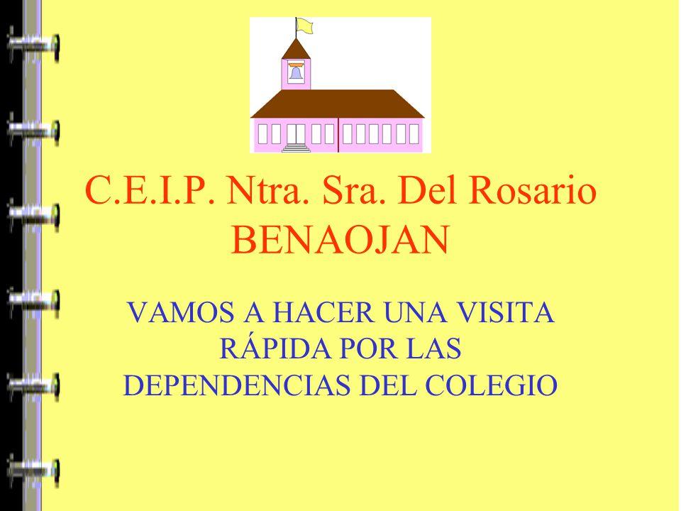 C.E.I.P. Ntra. Sra. Del Rosario BENAOJAN