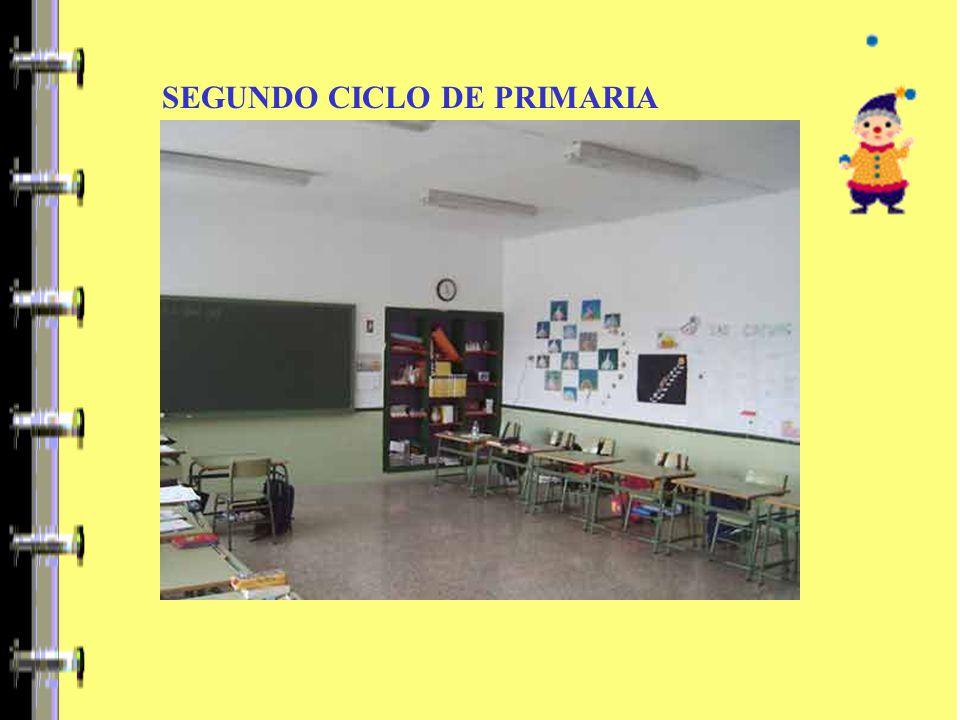 SEGUNDO CICLO DE PRIMARIA
