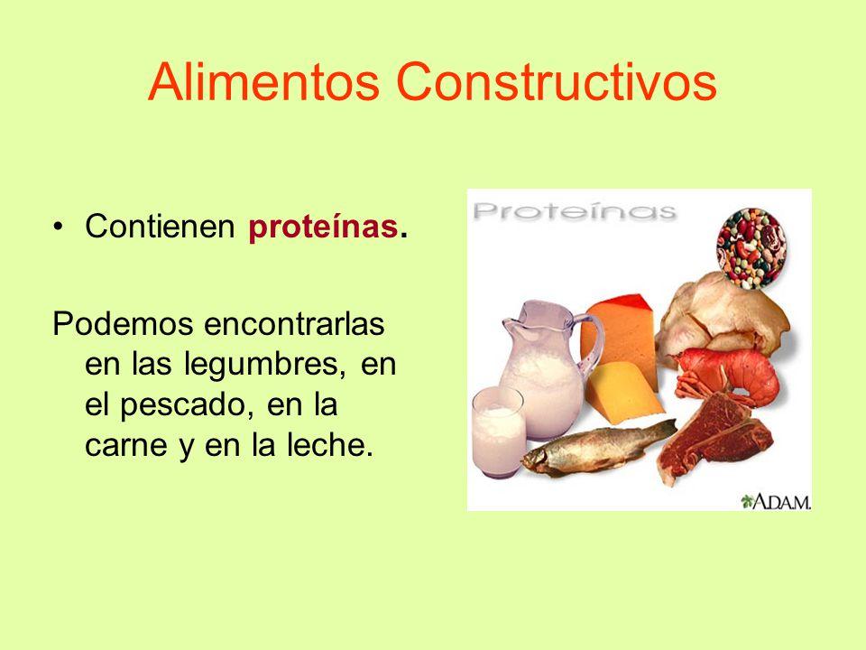 Alimentos Constructivos