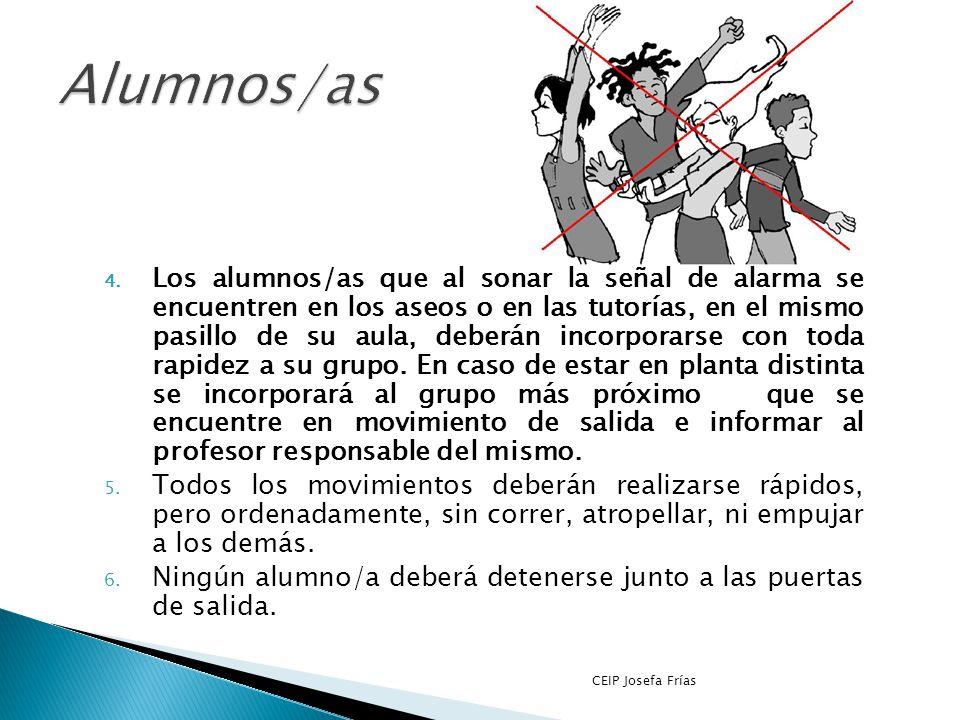 Alumnos/as