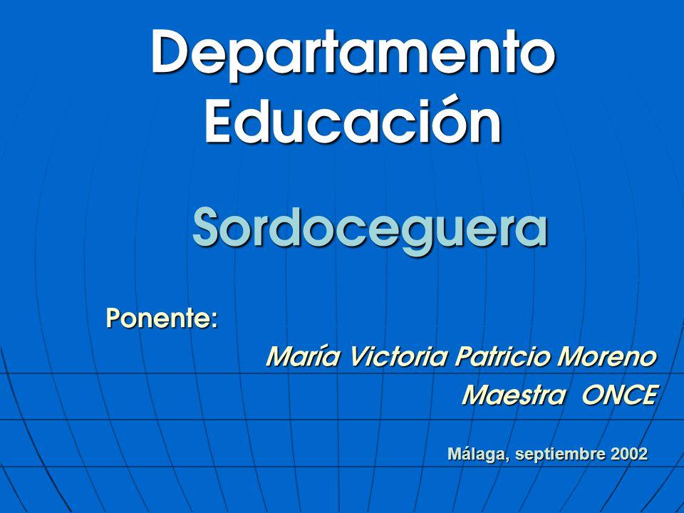 Departamento Educación