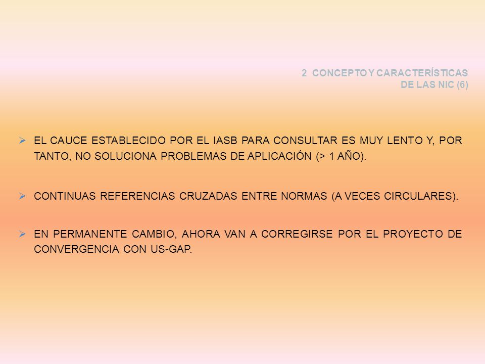 CONTINUAS REFERENCIAS CRUZADAS ENTRE NORMAS (A VECES CIRCULARES).