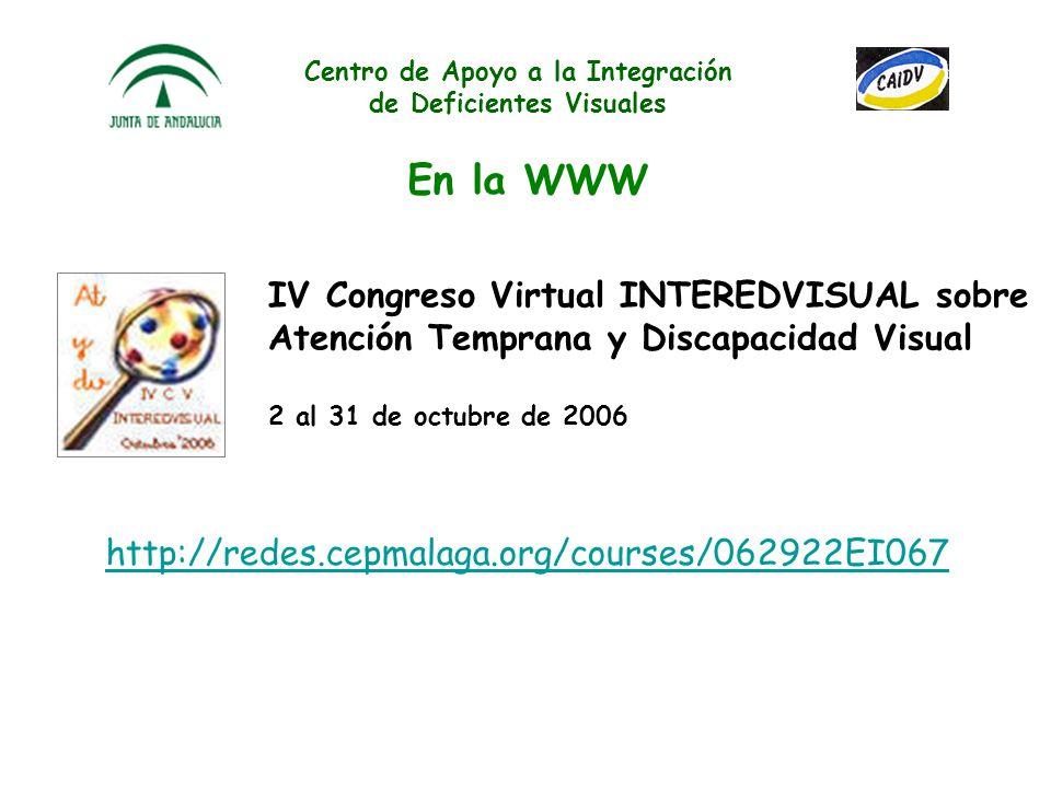 Centro de Apoyo a la Integración de Deficientes Visuales