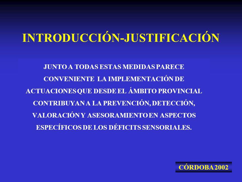 INTRODUCCIÓN-JUSTIFICACIÓN