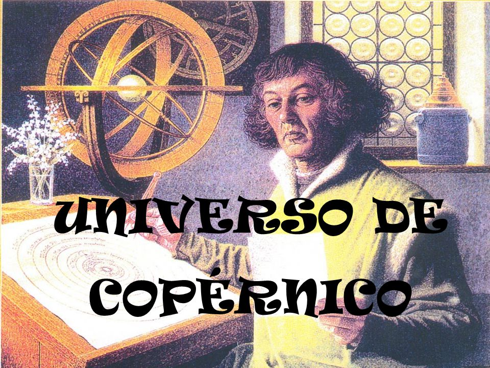 UNIVERSO DE COPÉRNICO