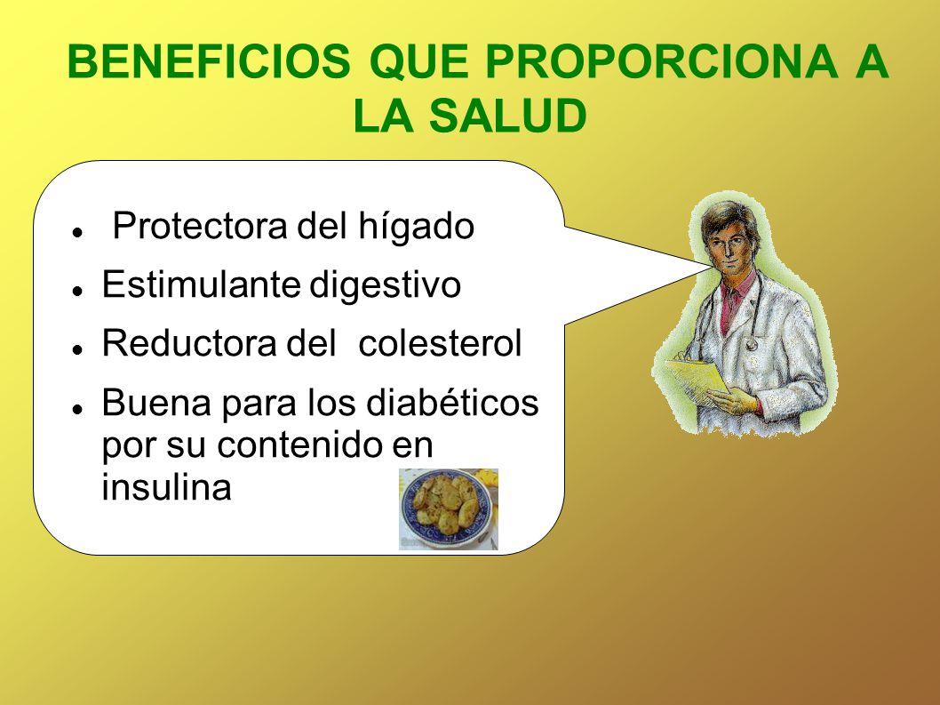 BENEFICIOS QUE PROPORCIONA A LA SALUD