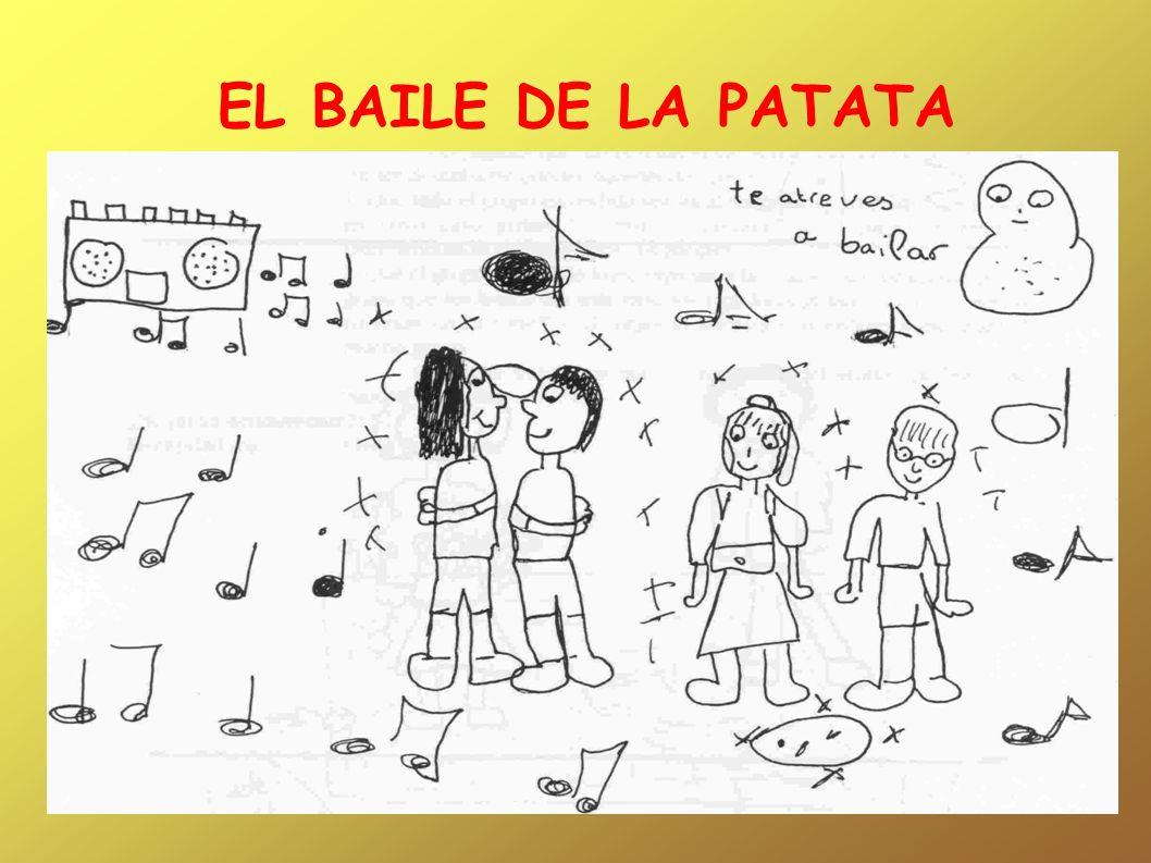 EL BAILE DE LA PATATA