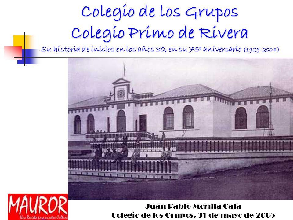 Colegio Primo de Rivera