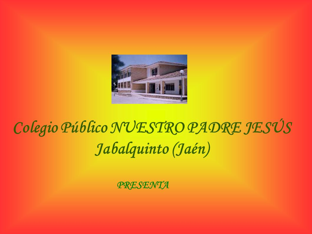 Colegio Público NUESTRO PADRE JESÚS