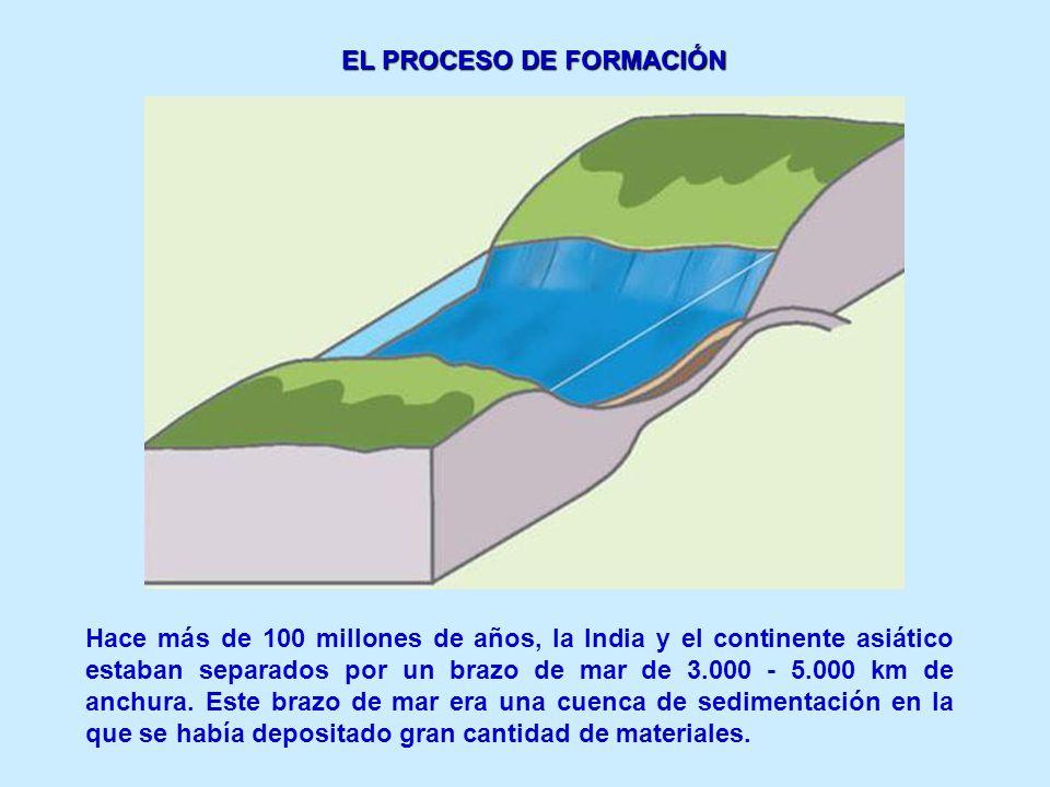 EL PROCESO DE FORMACIÓN