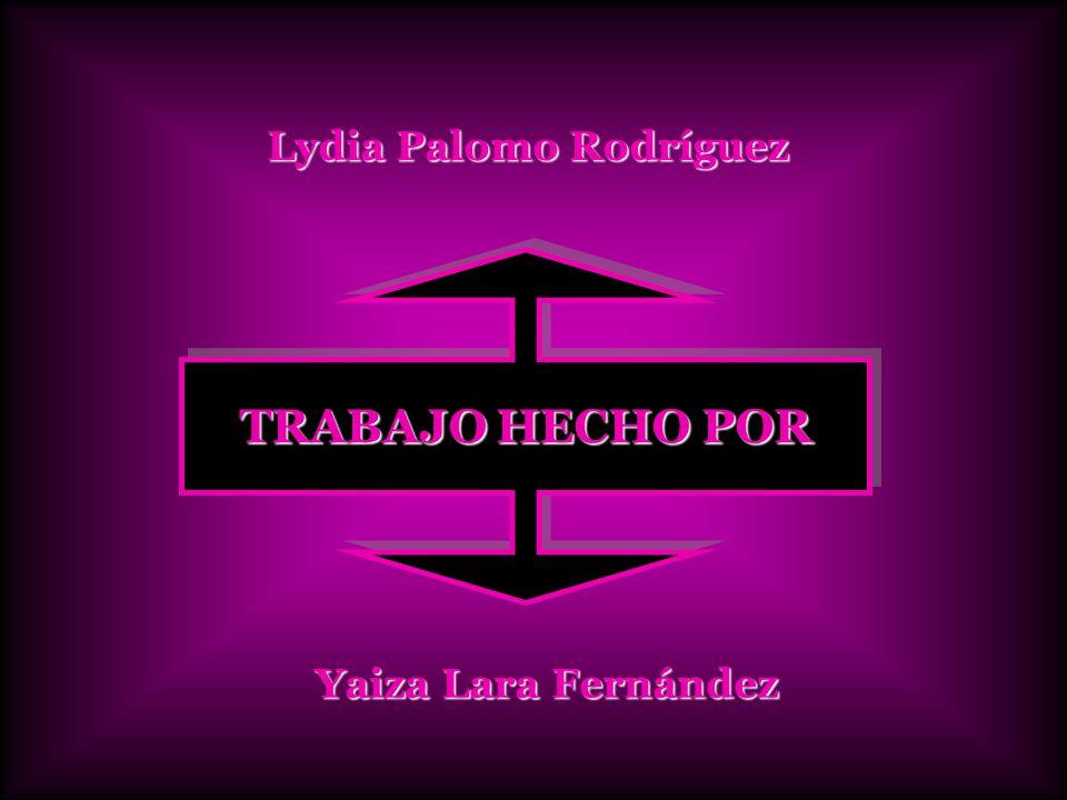 Lydia Palomo Rodríguez