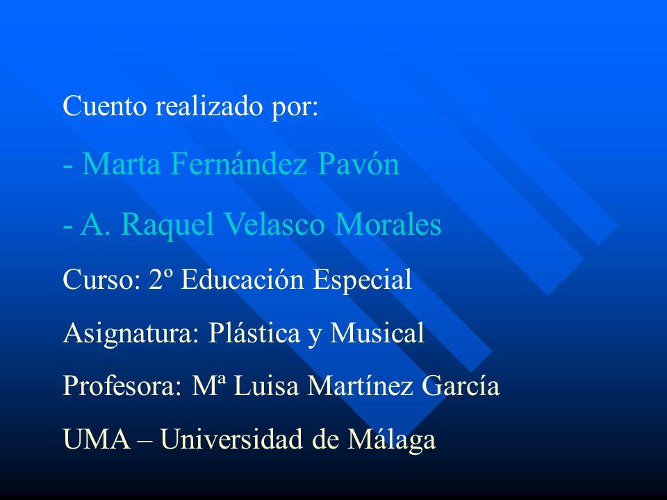 A. Raquel Velasco Morales