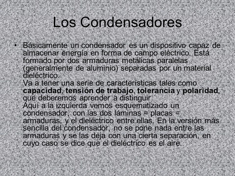 Los Condensadores