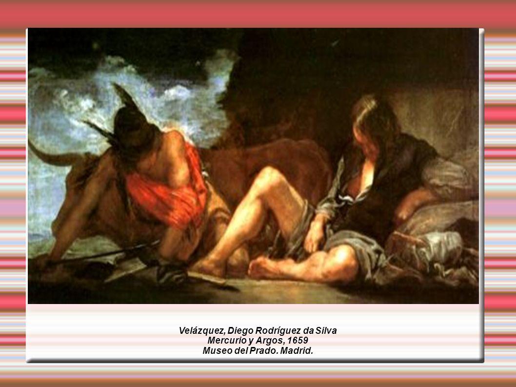 Velázquez, Diego Rodríguez da Silva