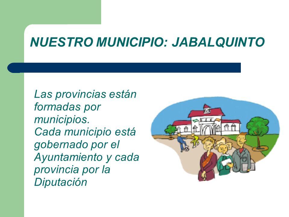 NUESTRO MUNICIPIO: JABALQUINTO