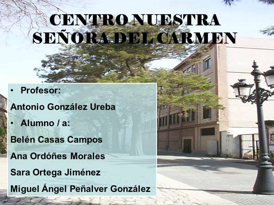 CENTRO NUESTRA SEÑORA DEL CARMEN