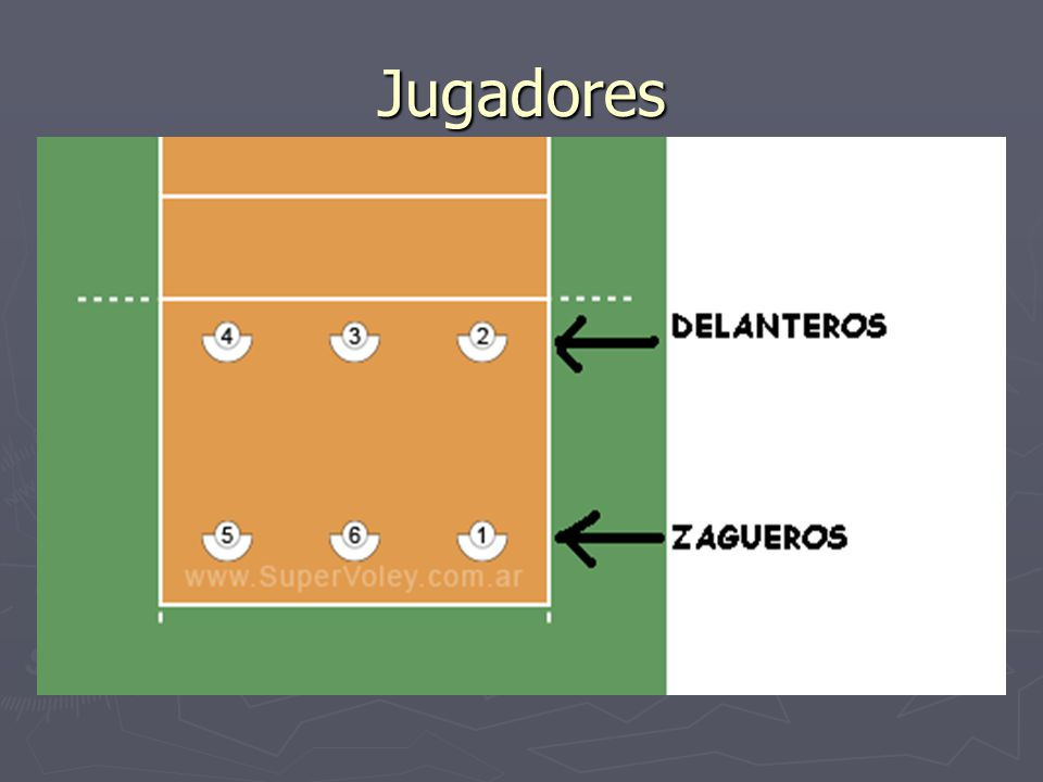 Jugadores