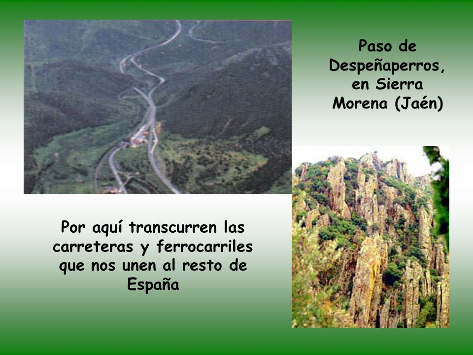 en Sierra Morena (Jaén)