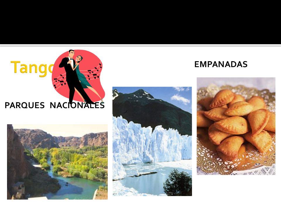 Tango empanadas Parques nacionales