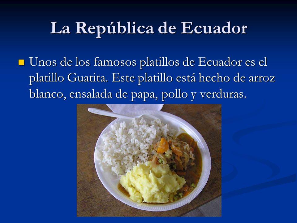 La República de Ecuador