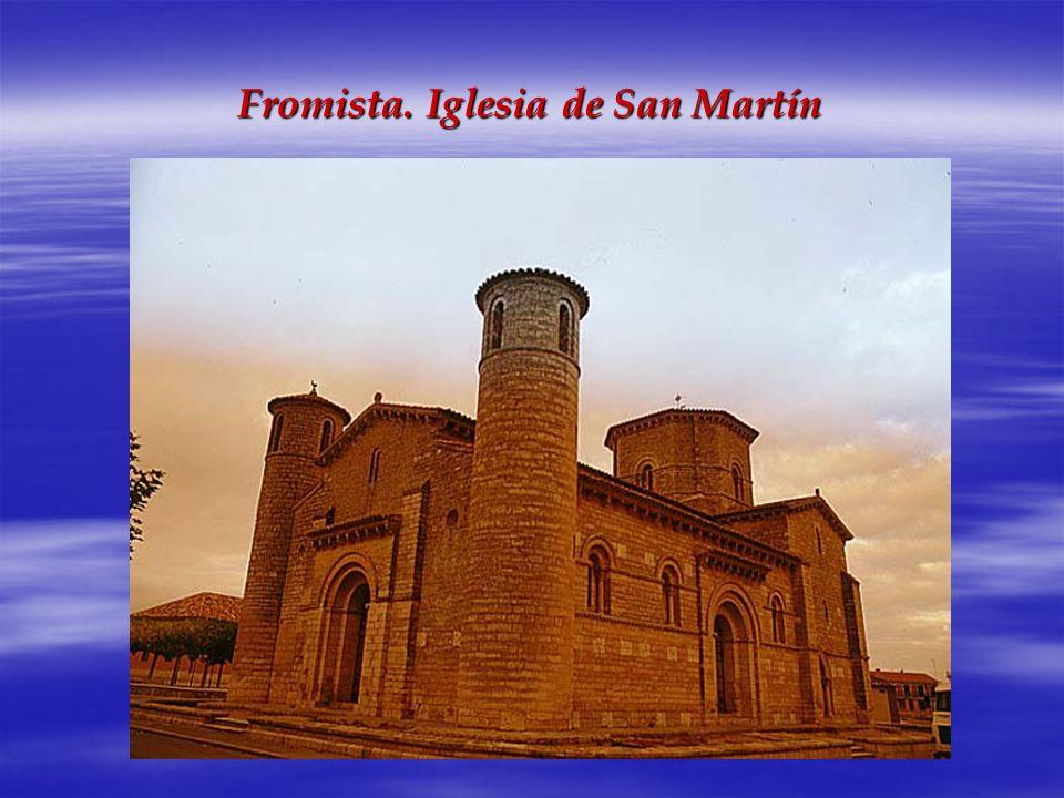 Fromista. Iglesia de San Martín