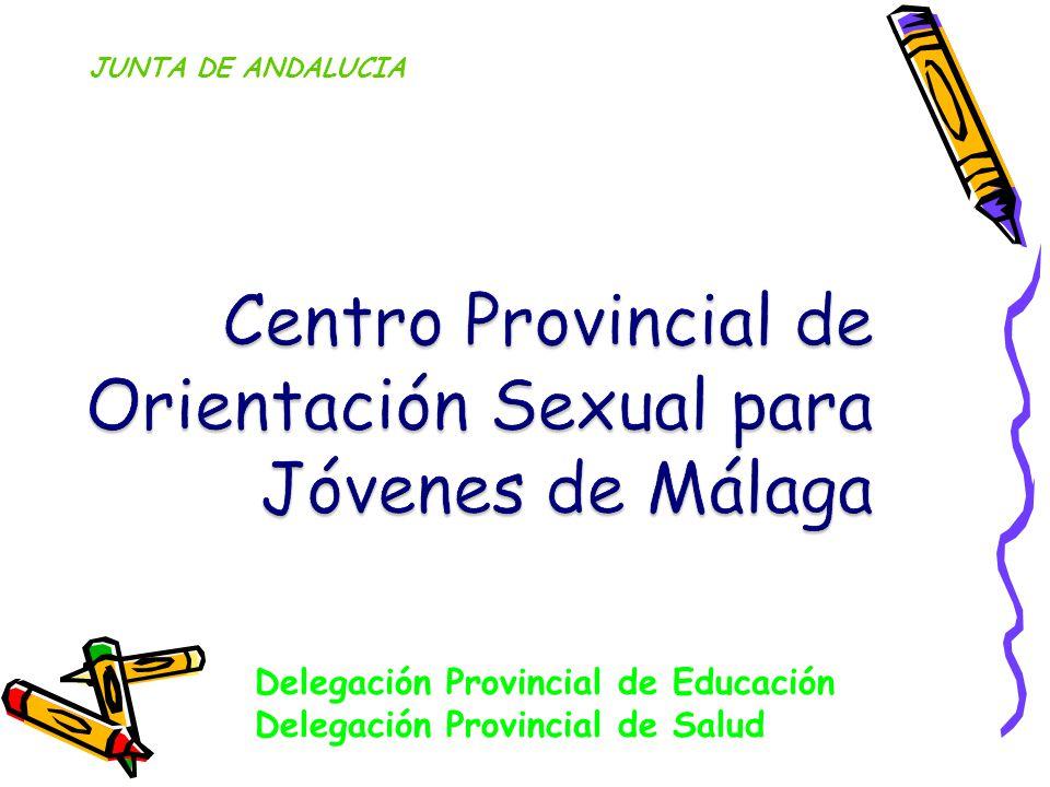 Centro Provincial de Orientación Sexual para Jóvenes de Málaga