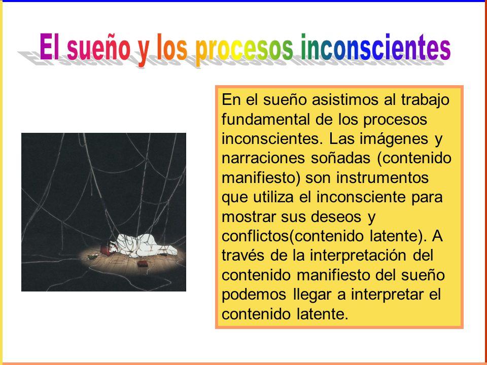 El sueño y los procesos inconscientes