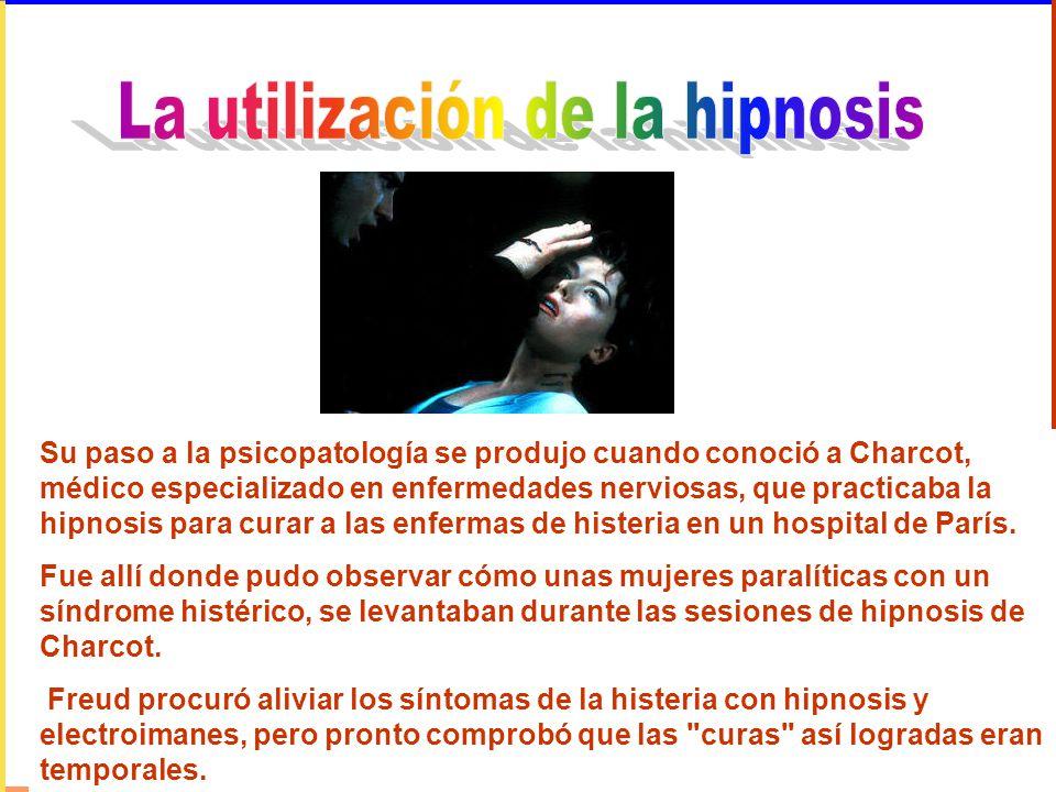 La utilización de la hipnosis
