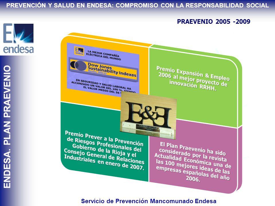 ÍNDICES PLAN PRAEVENIO ANDALUCÍA 2005-2009