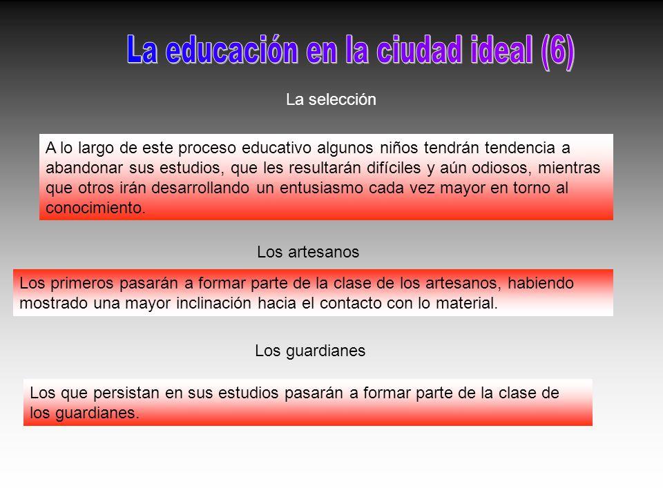 La educación en la ciudad ideal (6)