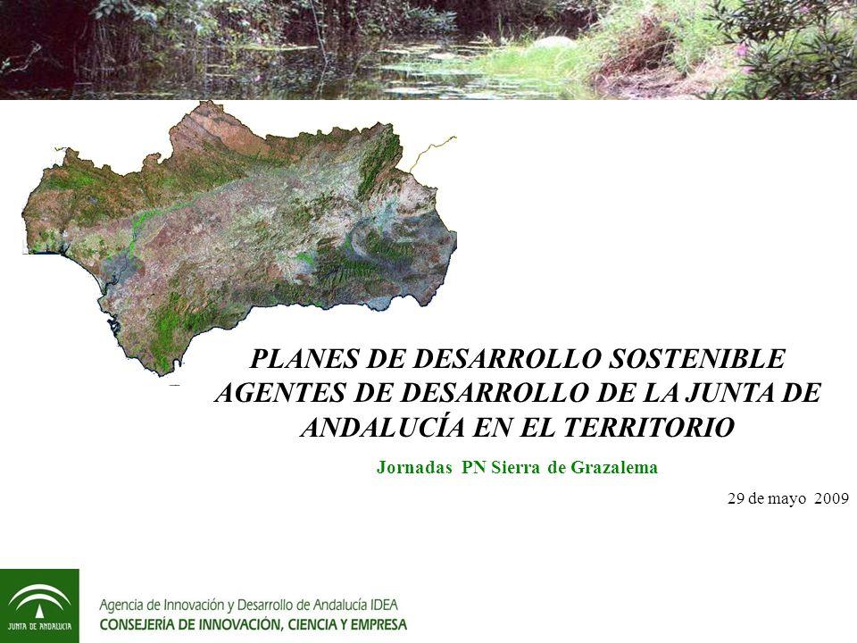 Jornadas PN Sierra de Grazalema
