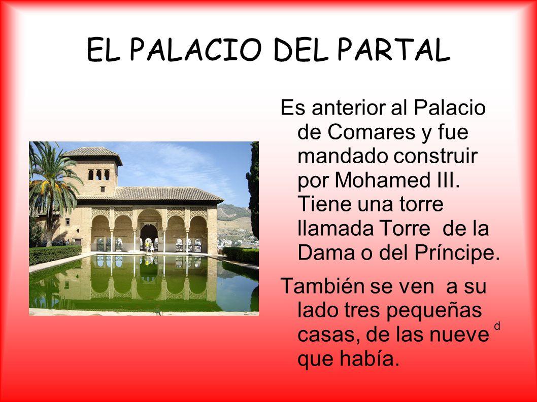 EL PALACIO DEL PARTAL