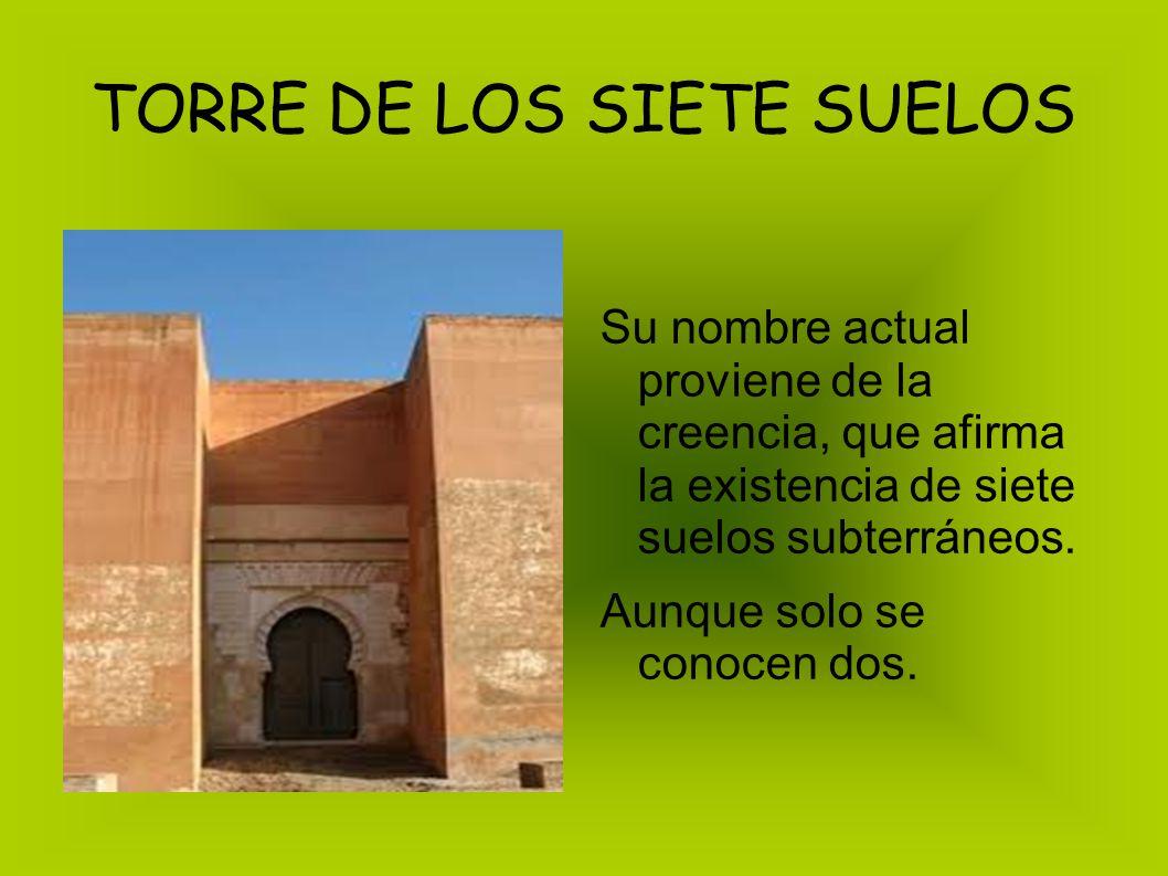 TORRE DE LOS SIETE SUELOS