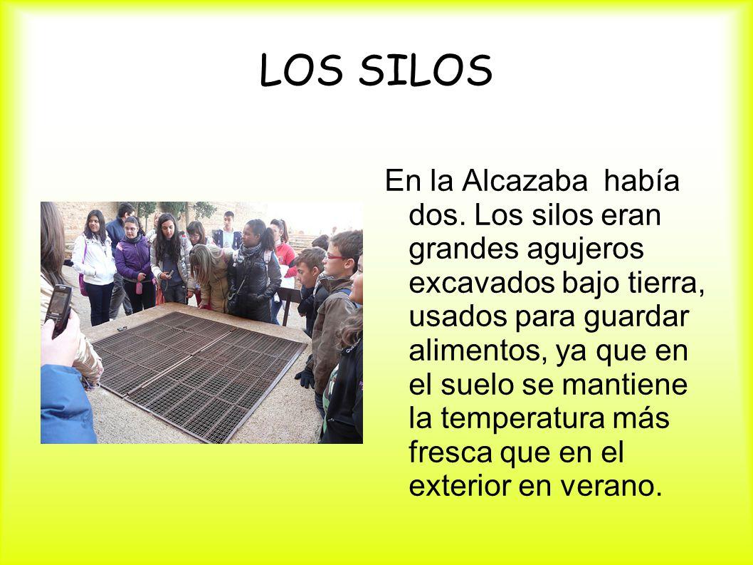 LOS SILOS