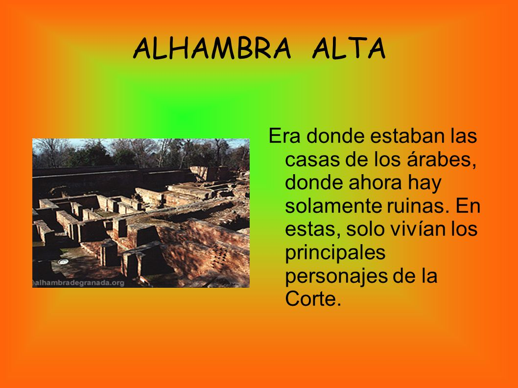 ALHAMBRA ALTA