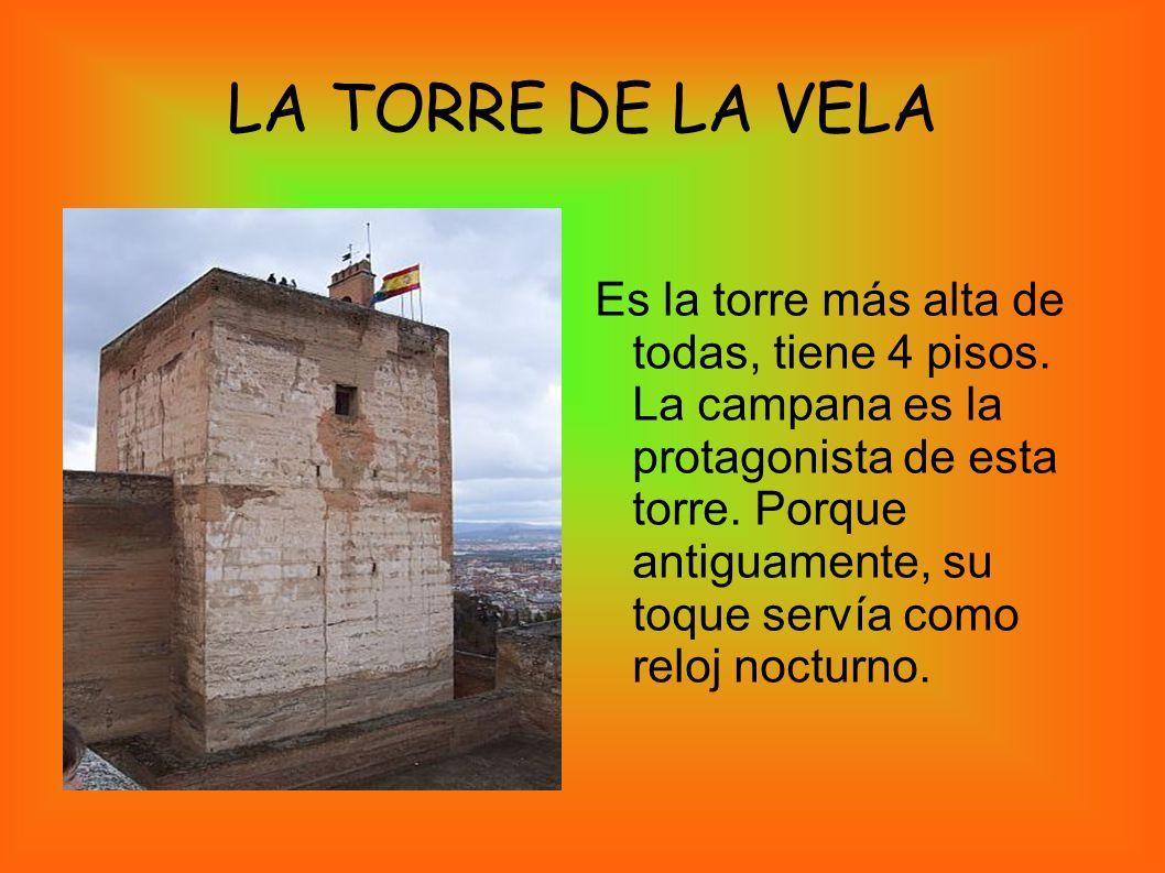 LA TORRE DE LA VELA