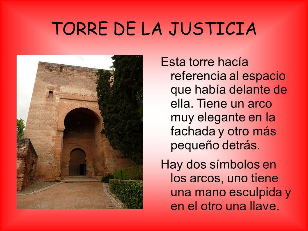 TORRE DE LA JUSTICIA
